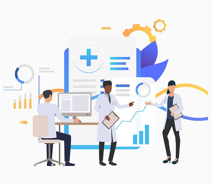 نرم افزار مدیریت مراکز بهداشتی و درمانی دانشگاهها