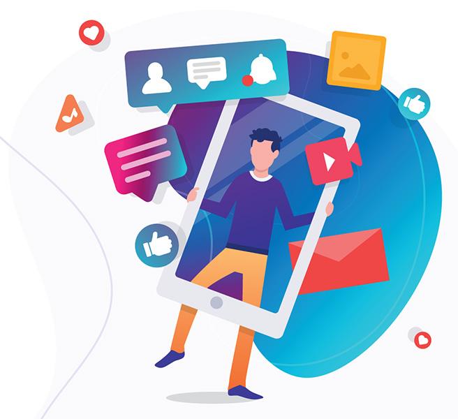 بازاریابی شبکههای اجتماعی سایار رایانه