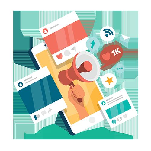 خدمات بازاریابی شبکههای اجتماعی