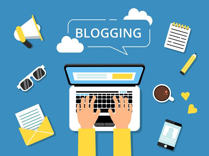 بلاگ نویسی در سئو