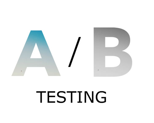 استفاده از a b تست