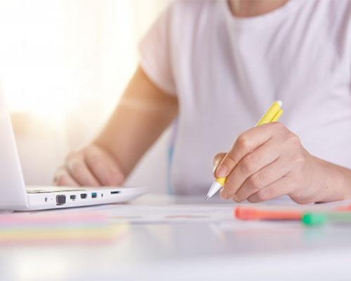 مهارت نوشتن در تولید محتوا