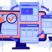 طراحی وب سایت خدماتی