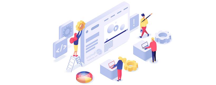 مراحل طراحی سایت اختصاصی چیست؟